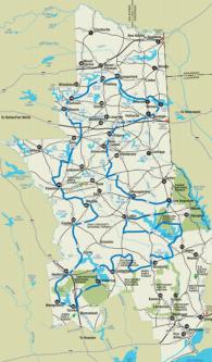 TFT Map