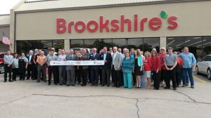 Brookshires Ribbon Cutting